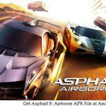 Download Asphalt 8 Airborne APK + APK MOD Latest Version