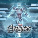 {Free}The Avengers-Iron Man Mark VII Comics App