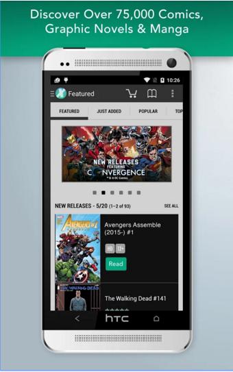Comic-APk-free-download
