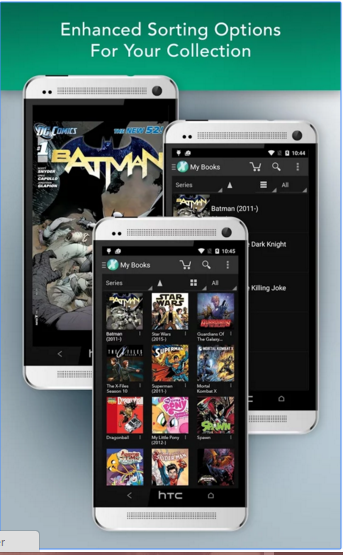 Comics-Android-app-free-download