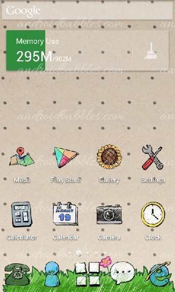 Doodle-Style-Theme-Android-comic-app