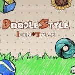 Doodle Style Theme free apk Download