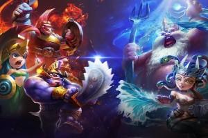 Gods Rush game free APK download