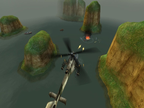 Gunship-Battle- Helicopter 3D-mod-apk-free-download
