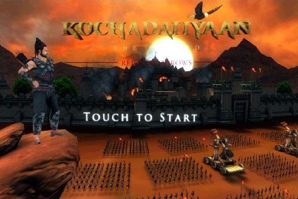 Kochadaiiyaan - Reign-of-Arrows-mod-app-download-online