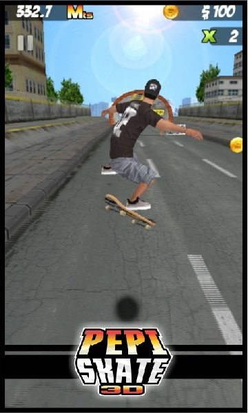 PEPI-Skate 3D-Android-Action-Game-download