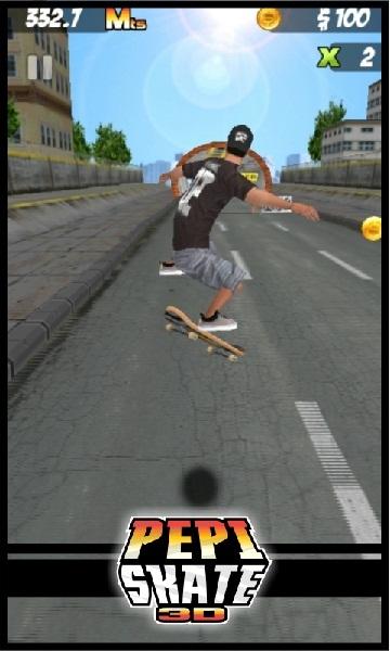 PEPI-Skate 3D-Android-Action-Game-download