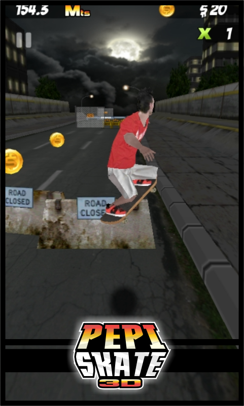 PEPI Skate 3D- Apk-v10-download