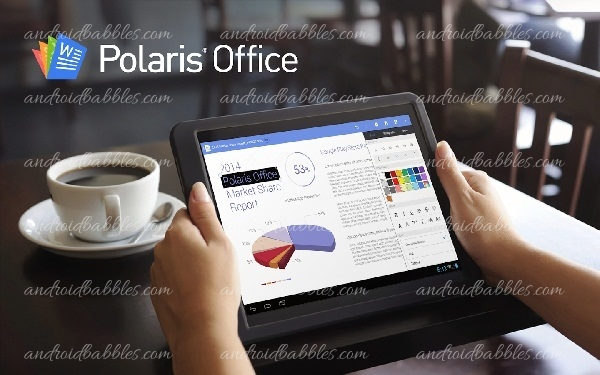 Polaris Office + PDF- Android-Business-App-download-free