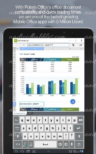 Polaris-Office+PDF-android-apk-download