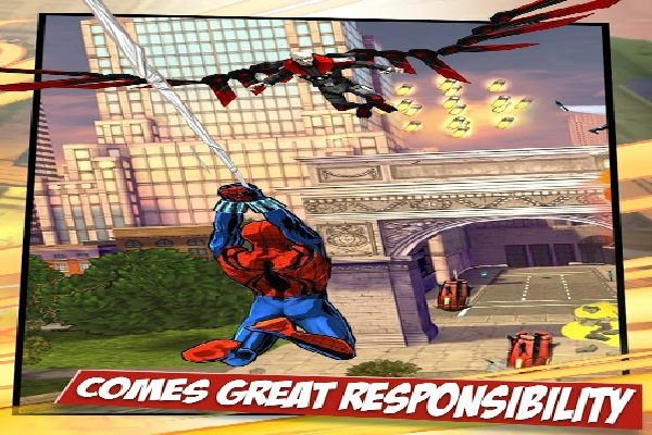 SpiderMan-Unlimited-apk-free-download
