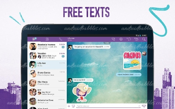 Viber-Android-Communication-App