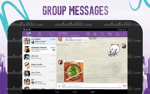 Viber-Android-app