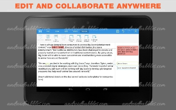 WPS-Mobile-Office-App