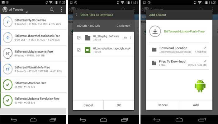 µTorrent®- Torrent Downloader Free Apk Download