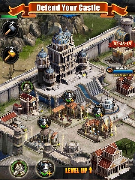 Clash-Of-Kings-Android-strategy-game