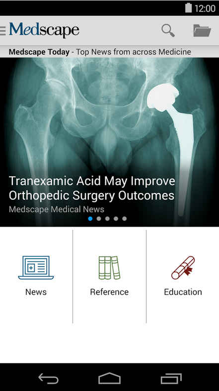Free Download Medscape APK for Android
