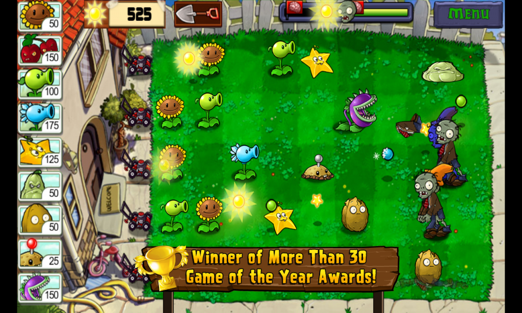 Plants-vs.-Zombies™-Android-app-Download
