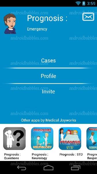 Prognosis-Emergency-Medicines