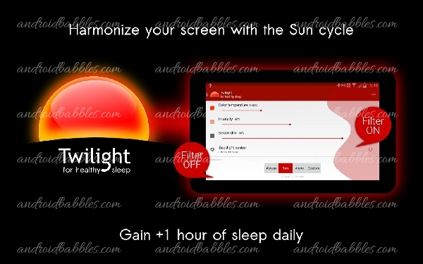 Twilight-Android-Health-and-fitness-app