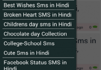 DailyHindiSms App for Android Free Download