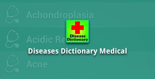 Free-Diseases-Dictionary-Medical-App-APK-Download