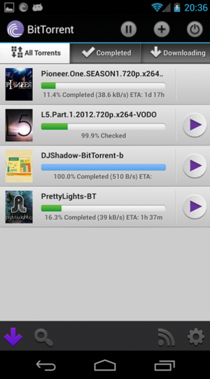 BitTorrent®- Torrent Downloads APK Free Download