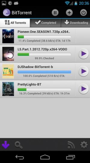 BitTorrent®- Torrent Downloads APK Free Download