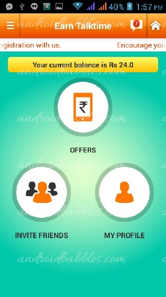 Earn-TalkTime-free -apk-download