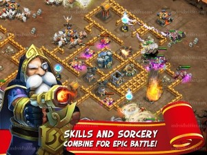 Castle-Clash-Android-Strategy-Game